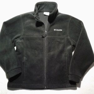 Columbia Jacket Kids 10/12 Fleece Full Zipper